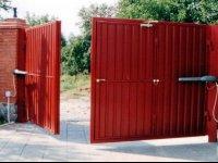 Ворота автоматические прайс спб дешевые привода на ворота nais